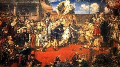 10 kwietnia rzecz o Hołdzie Pruskim