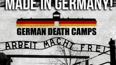 "Zbiórka na produkcję filmu dokumentalnego ""German Death Camps"""
