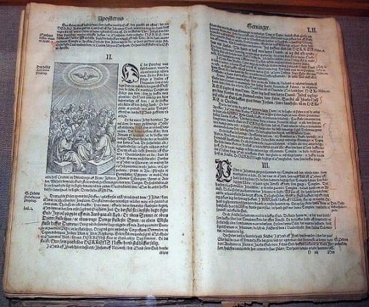 Wielka Brytania karze za publiczne czytanie Biblii