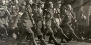 Por. Wincenty Białecki: Byłem świadkiem jak policja żydowska pomagała Niemcom [WIDEO]