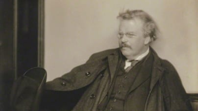 Dzieła Chestertona dostępne w polskiej wersji językowej zupełnie za darmo!
