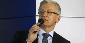 Odlot opozycji. Prezydent Poznania chodzi w kamizelce kuloodpornej