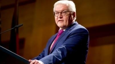 """Niemcy się budzą? Prezydent Steinmeier: """"Możliwości przyjmowania migrantów są ograniczone"""""""