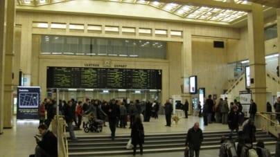 Atak terrorystyczny na dworcu w Brukseli