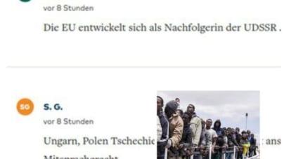 Niemiecki dziennik zapomniał o cenzurze komentarzy. Czytelnicy masowo popierają Polskę, Czechy i Węgry
