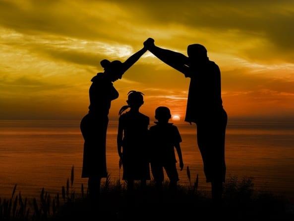 Duża rodzina to siła!
