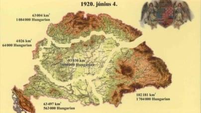 Traktat w Trianon – czyli dziejowa zbrodnia na narodzie węgierskim