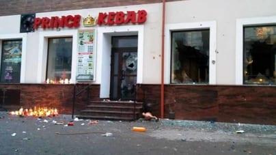 Pracownik baru z kebabem w Ełku opuścił areszt. Nie odpowie za zabójstwo 21-letniego Dawida R.