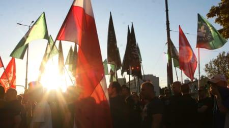 """""""To bluźnierstwo ma charakter publiczny"""". Protest przeciwko """"Klątwie"""" we Wrocławiu [WIDEO]"""