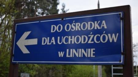 Obóz dla czeczeńskich uchodźców w Lininie [WIDEO]