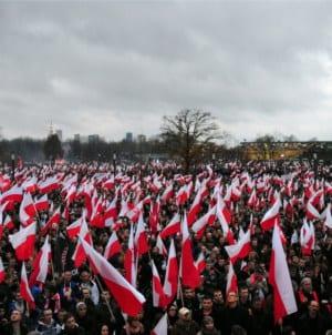 Rzymkowski: Polski nacjonalizm nigdy nie był rasistowski. Młodzież Wszechpolska jest potrzebna Polsce