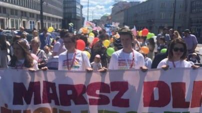 Największy Marsz dla Życia przeszedł ulicami Szczecina [WIDEO]