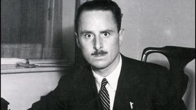 """""""Oswald Mosley – """"odpowiedź dr Strasserowi"""""""