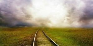 Rodzinny dramat: Ojciec zabiera syna i rzuca się pod pociąg