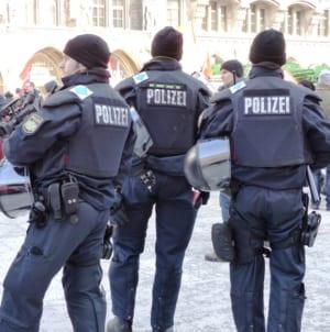 Święta pod nadzorem policji? Tak to wygląda w Niemczech