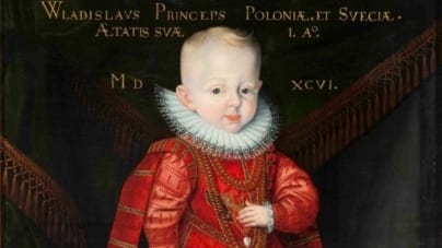 """Władysław Waza – """"Royal Baby"""" XVI/XVII wieku"""