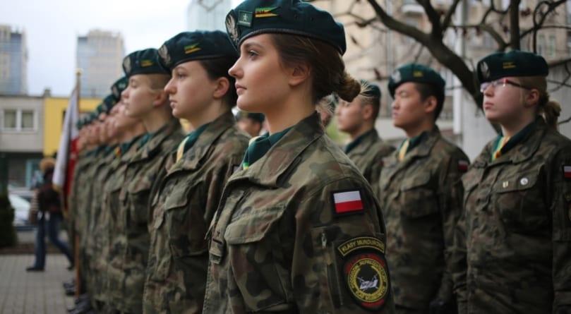 7 tys. żołnierzy w szeregach Wojsk Obrony Terytorialnej