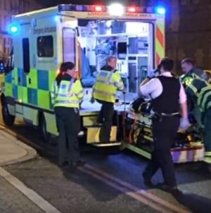 Horror w Salisbury. Mężczyzna zabił żonę i córkę na oczach małych dzieci