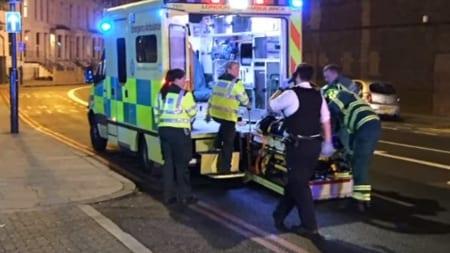 Londyn: samochód wjechał w grupę ludzi. Trwa śledztwo