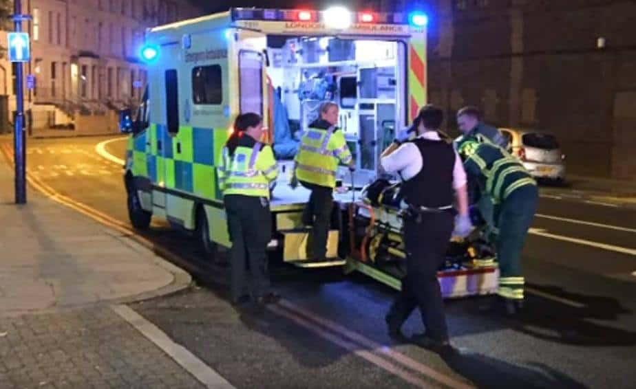 Policja, Londyn.