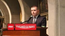 Tomasz Dorosz: Politycy za nas nic nie zrobią, musimy zaangażować się w działalność narodową [WIDEO]