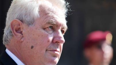 Prezydent Czech: Nacisk UE na kraje członkowskie jak działania ZSRR! Polityk nie wyklucza czexitu