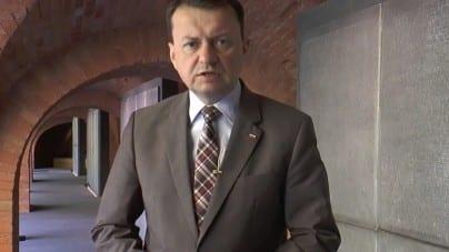 Sejm odrzucił wniosek o odwołanie szefa MSWiA Mariusza Błaszczaka [WIDEO]