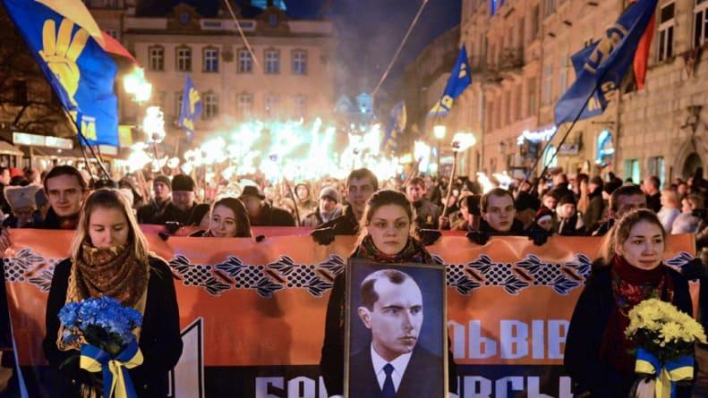 Ukraiński polityk: banderowcy bronią Polski przed Rosją