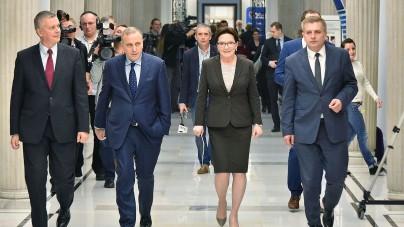 Były wiceprezydent Warszawy odchodzi z PO i atakuje Schetynę