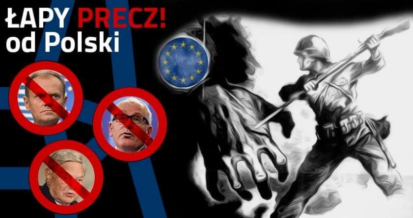 Timmermans wyznacza Polsce czas. To skandal!