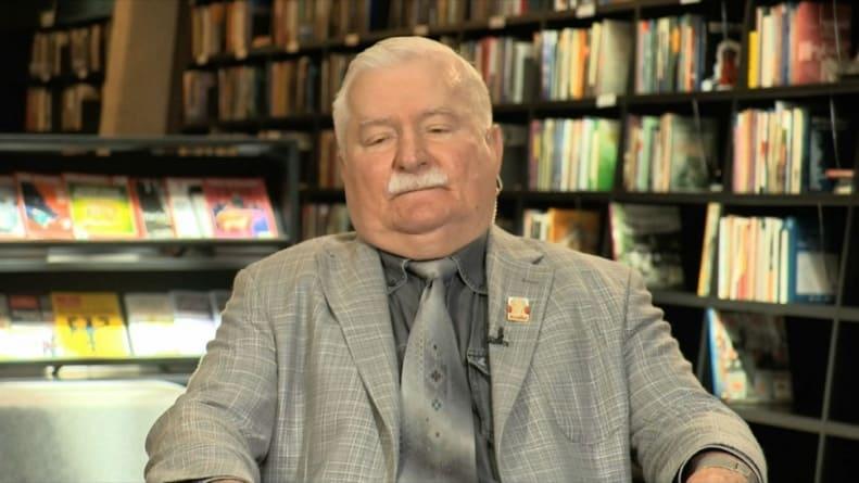 """Wałęsa gubi się w zeznaniach i atakuje Olejnik w programie na żywo: """"Co Pani pie****? """"[WIDEO]"""