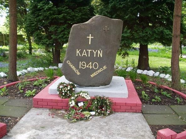 Narodowcy jako ofiary zbrodni katyńskiej