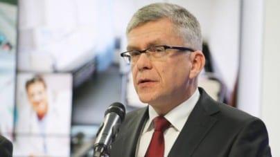 """,,Może będzie"""" – Stanisław Karczewski o dodatkowym posiedzeniu sejmu"""