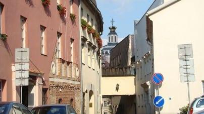 Mieszkaniec Tczewa domaga się usunięcia tabliczek z niemieckimi nazwami ulic