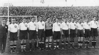 Endeckie początki polskiej piłki nożnej