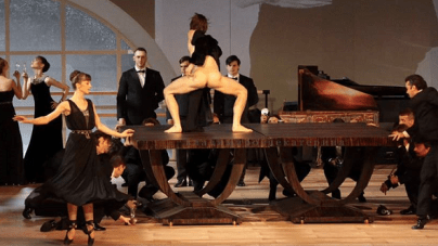 Gejowska sztuka w Rosji odwołana. Nie ma pozwolenia na dewiacje.