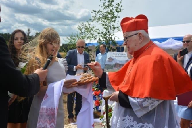 Powstaje Dom Spotkań z Kresami im. kardynała Henryka Gulbinowicza