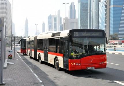 Solaris Urbino 18 w Dubaju, fot. Blog podróżniczy