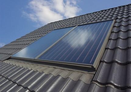 System solarny kolektory SKC, fot. Fakro