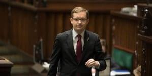 """Winnicki ostro o Sakiewiczu: """"To regularny manipulator"""" Będzie proces?"""