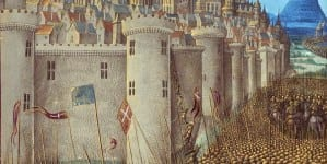 Zdobycie Antiochii (28 czerwca 1098 r.)