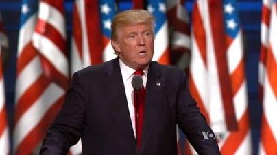Donald Trump podpisał ustawę 447