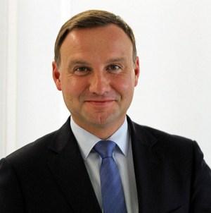 """Duda gratuluje nowemu prezydentowi Ukrainy: """"Polska jest gotowa do pomocy"""""""