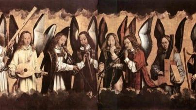 """Ultima Ratio: """"Chrystus zmartwychwstan jest!"""" – czyli o roli pieśni w życiu religijnym"""