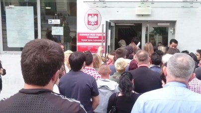 Migracja do Polski osiąga rekordowe rozmiary! Znamy dokładne liczby
