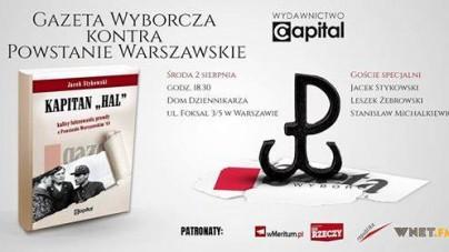 Spotkanie w Warszawie: Gazeta Wyborcza a narracja historii Powstania Warszawskiego
