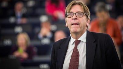 """Verhofstadt znów atakuje Polskę! """"Nie ma już niezależnego i bezstronnego wymiaru sprawiedliwości!"""