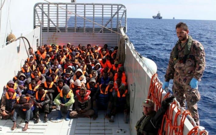 Kapitan statku Sea Watch 3 aresztowana – wpłynęła do portu bez pozwolenia