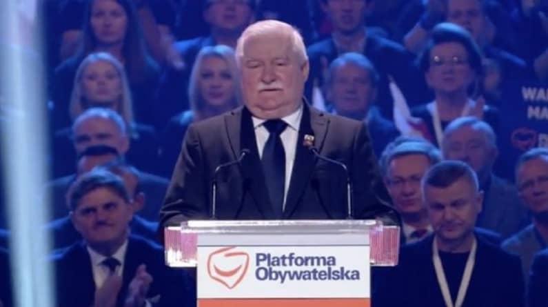 Wałęsa na spotkaniu z Trumpem?