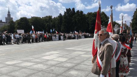 """Obchody dnia ofiar rzezi wołyńskiej: """"Ukraińcy wydali na mnie wyrok śmierci"""" [WIDEO]"""